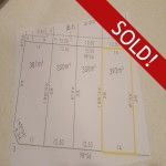 Property Sold Perfect Land Almost ready to go - 1st home buyer or downsizer!