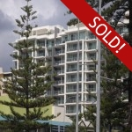 Property Sold Luxury one bedroom 10th floor beachside apartment glenelg